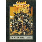 The Games Workshop World of Hobby Games brochure 1998
